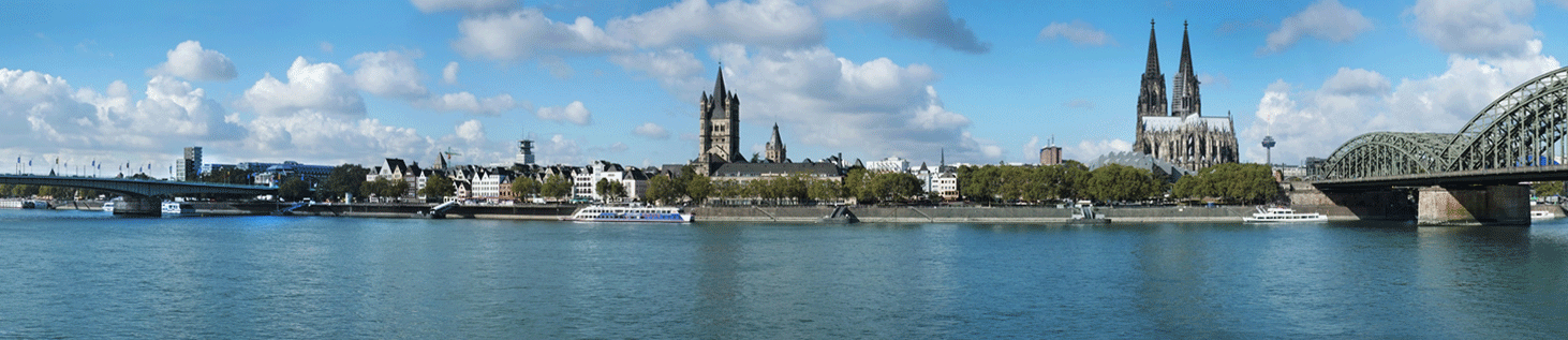 Enjoy Cologne.